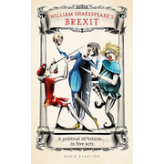 ISBN William Shakespeare's Brexit book Hardcover 160 pages