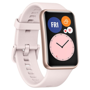 Huawei WATCH Fit 4,17 cm (1.64 Zoll) 30 mm AMOLED Pink GPS