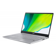 "Acer Swift 3 SF314-59-7642 LPDDR4x-SDRAM Notebook 35.6 cm (14"") 1920 x 1080 pixels 11th gen Intel® Core™ i7 16 GB 512 GB SSD Wi-Fi 6 (802.11ax) Windows 10 Home Silver"