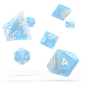 Oakie Doakie Dice Glow in the Dark 7 pc(s)