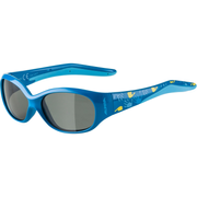 Alpina Flexxy Kids Multi-sport glasses Boy/Girl Full rim Blue