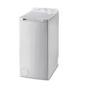 Indesit TBTW L50300 PL/N washing machine Freestanding Top-load 5 kg 1000 RPM White