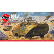 Airfix DUKW 1:76 Assembly kit Armoured personnel carrier