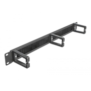 DeLOCK 66488 rack accessory Brush panel