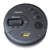 Lenco CD-300 MP3 player Black
