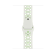 Apple MG3W3ZM/A smartwatch accessory Band Green, White Fluoroelastomer