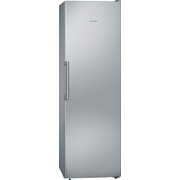 Siemens iQ300 GS36NVIEP freezer Freestanding Upright 242 L E Stainless steel
