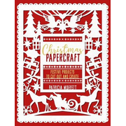 ISBN Christmas Papercraft book Paperback 80 pages