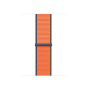 Apple 40mm Kumquat Sport Loop Band Orange Nylon