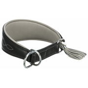 TRIXIE Active Comfort Sighthound Collar with Stop-the-Pull
