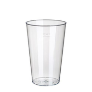 Papstar 12161 disposable cup 50 pc(s) 400 ml Polystyrene