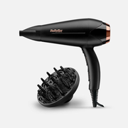 BaByliss D570DE hair dryer 2200 W Black