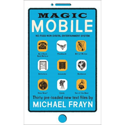 ISBN Magic Mobile book Hardcover 192 pages