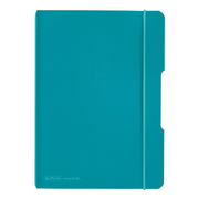 Herlitz 50015993 writing notebook A5 40 sheets Turquoise