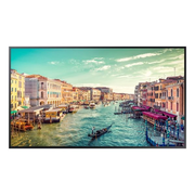 "Samsung LH50QMREBGCXEN Digital signage flat panel 127 cm (50"") 4K Ultra HD Black Built-in processor"