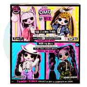 L.O.L. Surprise! OMG Remix- Doll 2- Kitty Queen