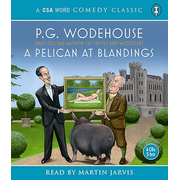 Allen & Unwin Pelicans at Blandings 4xCD book Literary fiction English