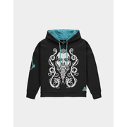 DIFUZED Assassin's Creed Valhalla - Tribal Face Hoodie