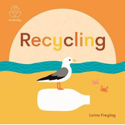 ISBN Eco Baby: Recycling book Hardcover 16 pages