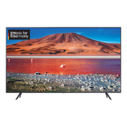 "Samsung GU70TU7199U 177.8 cm (70"") 4K Ultra HD Smart TV Wi-Fi Carbon"