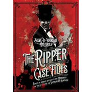 ISBN The Ripper Case Files book Hardcover 224 pages