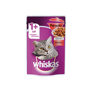 ‎Whiskas 5900951263194 cats moist food 85 g