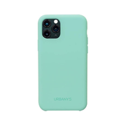 """Urbany's Minty Fresh mobile phone case 16.5 cm (6.5"""") Cover Mint colour"""