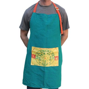 Fair Zone Gardening Apron Green