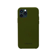 """Urbany's City soldier mobile phone case 11.9 cm (4.7"""") Cover Green"""