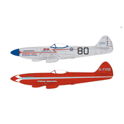 Airfix Supermarine Spitfire MkXIV Race Schemes 1:48 Assembly kit Fixed-wing aircraft