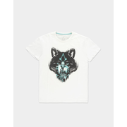DIFUZED Assassin's Creed Valhalla - Wolf T-shirt Crew neck Short sleeve
