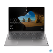 "Lenovo ThinkBook 13s LPDDR4x-SDRAM Notebook 33.8 cm (13.3"") 1920 x 1200 pixels 11th gen Intel® Core™ i7 16 GB 512 GB SSD Wi-Fi 6 (802.11ax) Windows 10 Pro Grey"