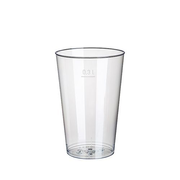 Papstar 12140 disposable cup 50 pc(s) 300 ml Polystyrene