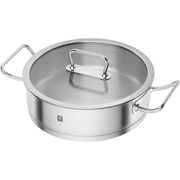 ZWILLING 65127-280-0 saucepan 4.3 L Round Stainless steel