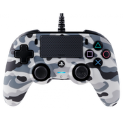 NACON Camo Wired Compact Controller Multicolour USB Gamepad Analogue PlayStation 4