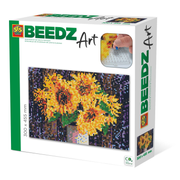 SES Creative Beedz art - Sunflowers