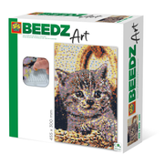 SES Creative Beedz art - Cat