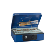 Rieffel DELUXE 3 BLAU cash drawer Manual & automatic cash drawer