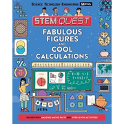 ISBN Fabulous Figures and Cool Calculations book Paperback 80 pages