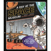 ISBN A Day at the Space Museum book Hardcover 14 pages