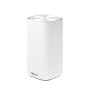 ASUS ZenWiFi AC Mini (CD6) AC1500 wireless router Ethernet Dual-band (2.4 GHz / 5 GHz) White