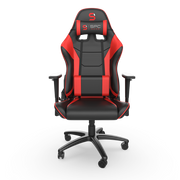 SPC Gear SR300 V2 RD PC gaming chair Padded seat Black, Red