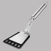 Moha Curva Cooking spatula Silicone, Stainless steel 1 pc(s)