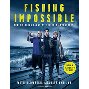 Allen & Unwin Fishing Impossible book Travel writing English Hardcover 256 pages