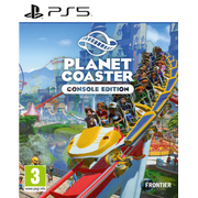 Sold Out Planet Coaster: Console Edition Standard Englisch PlayStation 5