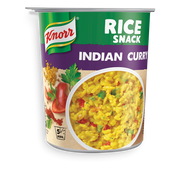 Knorr Rice Snack Indian Curry 87 g