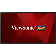 """Viewsonic CDE5520 signage display Digital signage flat panel 139.7 cm (55"""") IPS 4K Ultra HD Black Built-in processor Android 8.0"""