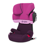 CYBEX Solution X2-Fix baby car seat 2-3 (15 - 36 kg; 3.5 - 12 years) Purple