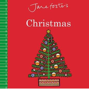 ISBN Jane Foster's Christmas book Hardcover 24 pages