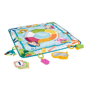 Fisher-Price GRR44 baby gym/play mat Multicolour Baby play mat